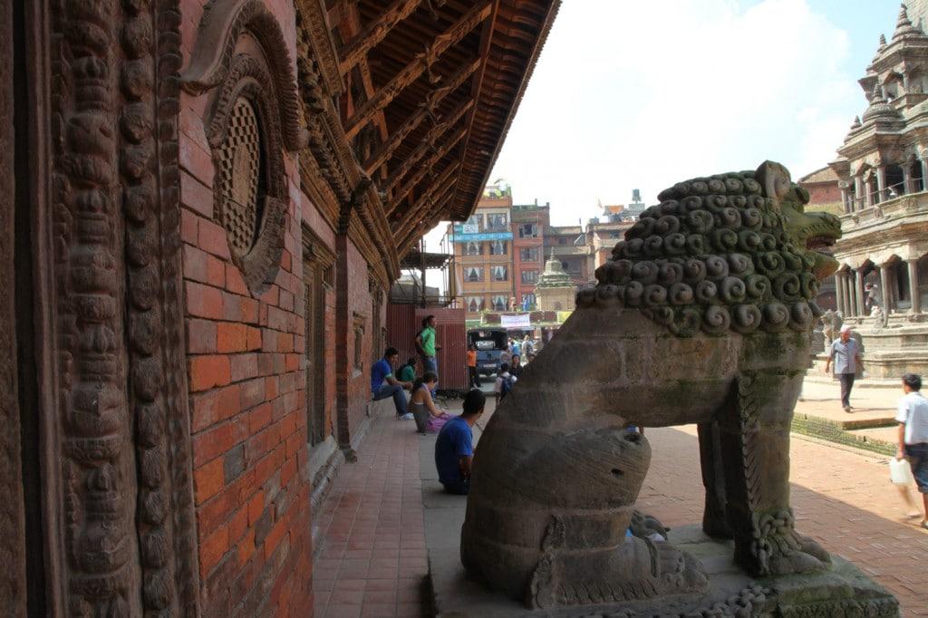 Patan Katmandou
