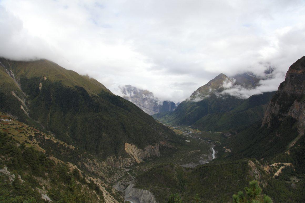 Le tour des Annapurnas