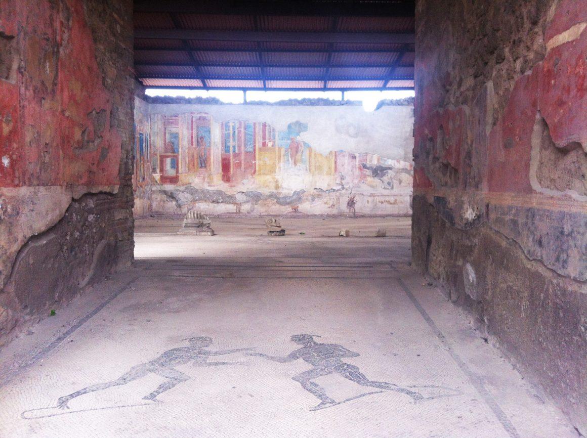 visiter Pompei Naples