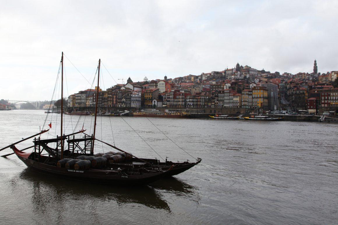 Visiter Porto rivière du Douro