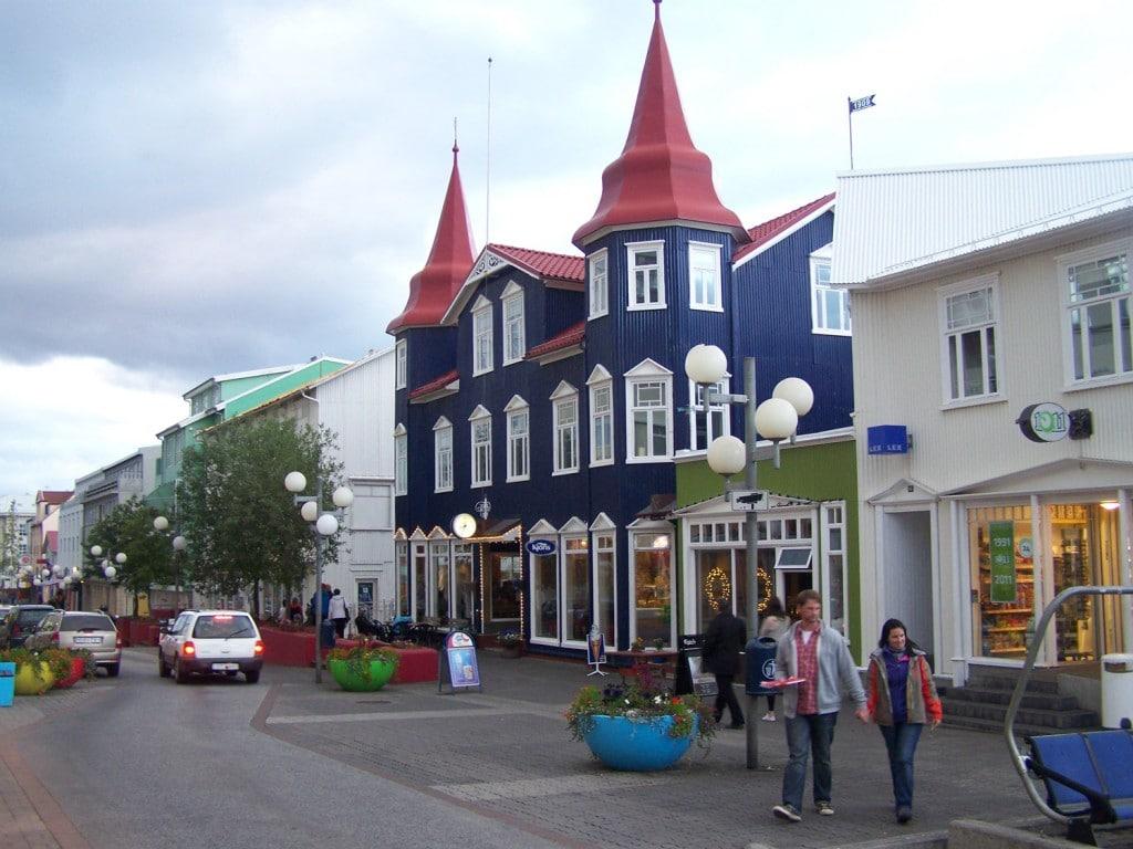 visiter Akureyri
