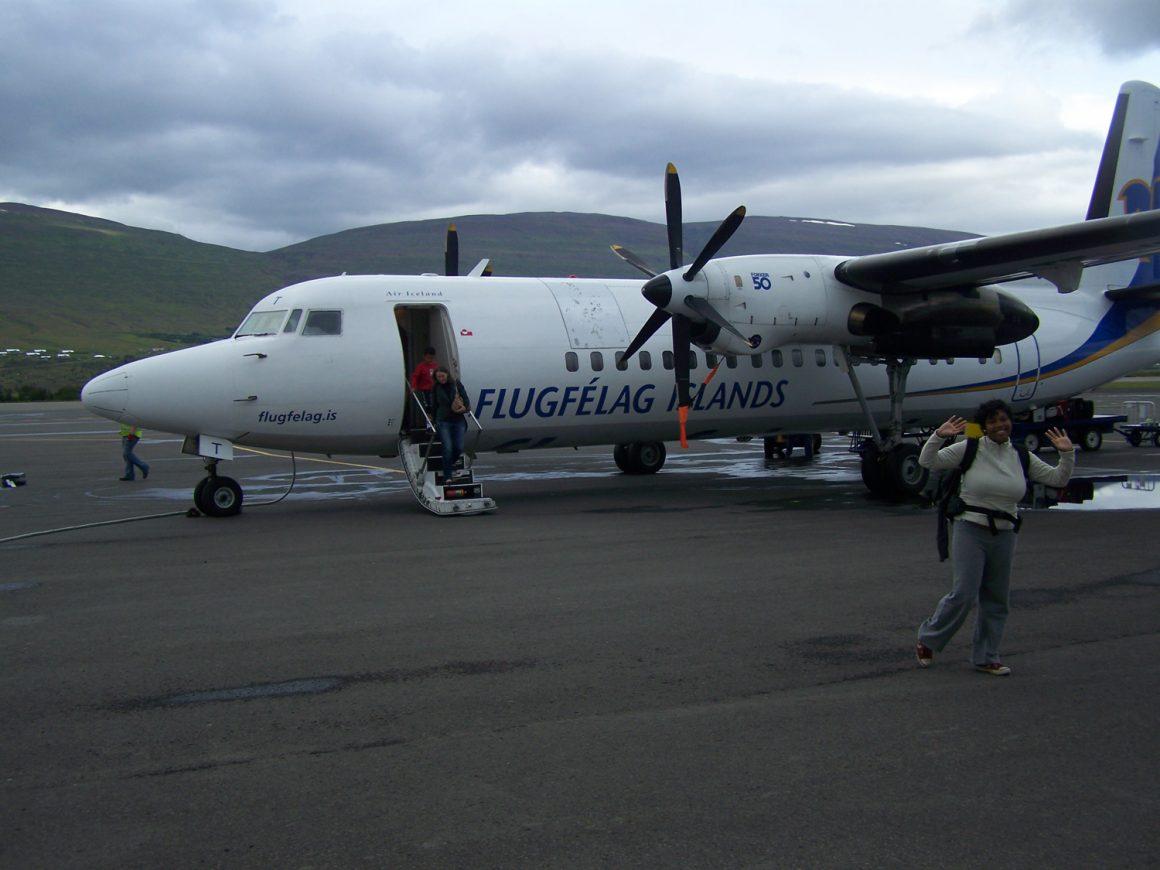 aéroport Akureyri