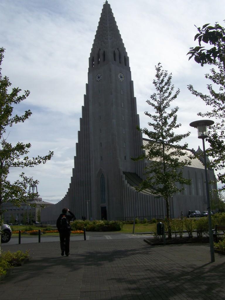 Eglise Hallgrimskirkja visiter Reykjavik