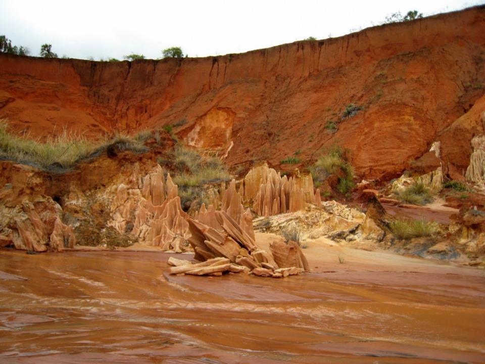 tsingy rouges vivre à Madagascar