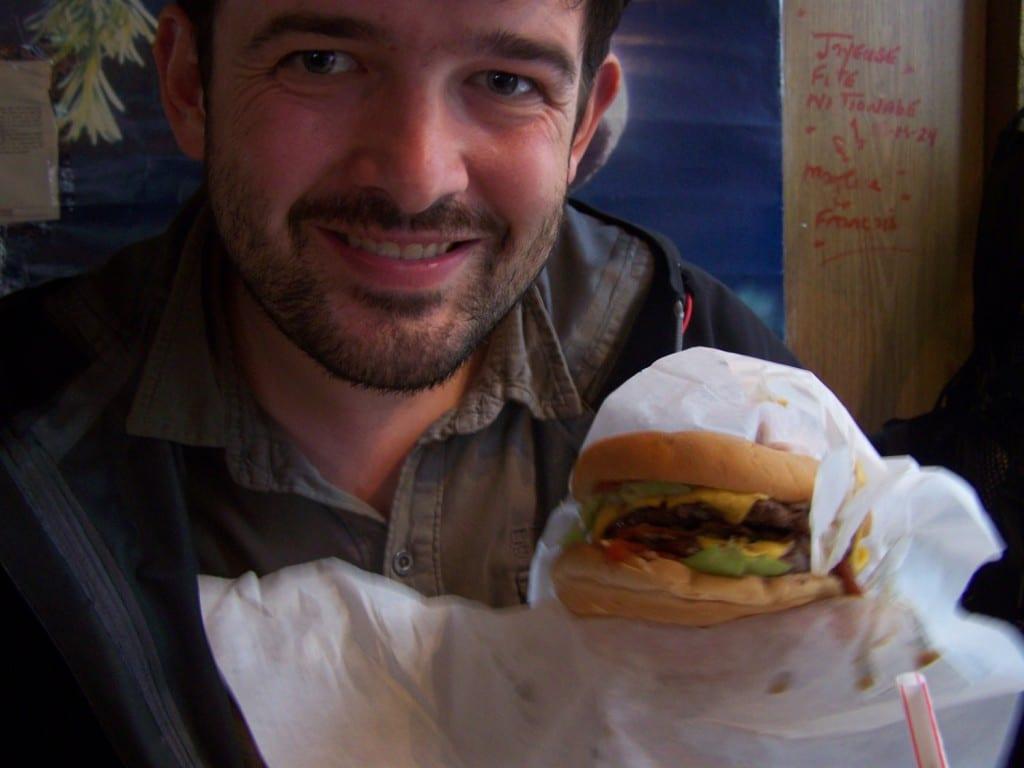 hamburger du Hamburgara Bullan