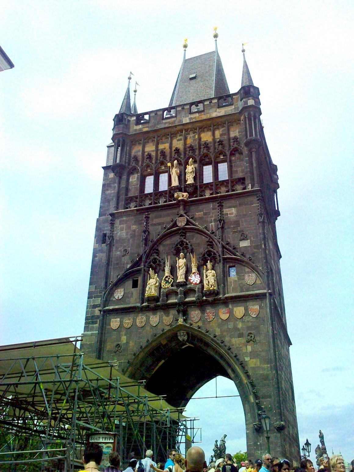 Pont Charles Visiter Prague en amoureux