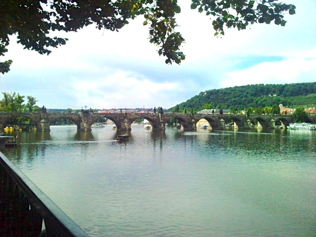 Visiter Prague en amoureux