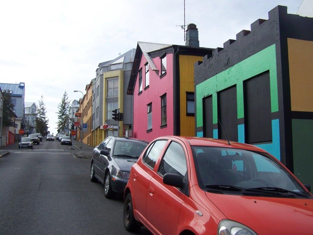 rue Reykjavik street art