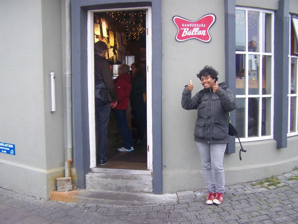meilleur restaurant Reykjavik