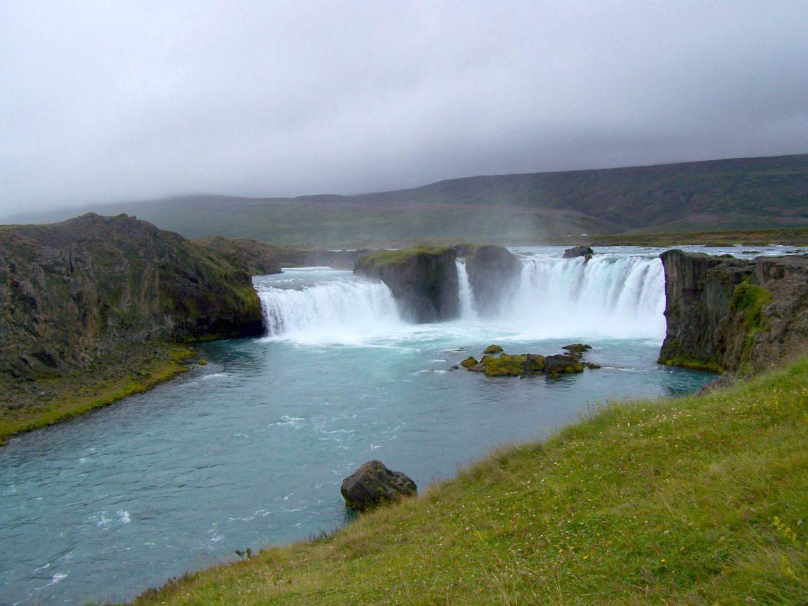 Godafoss Islande