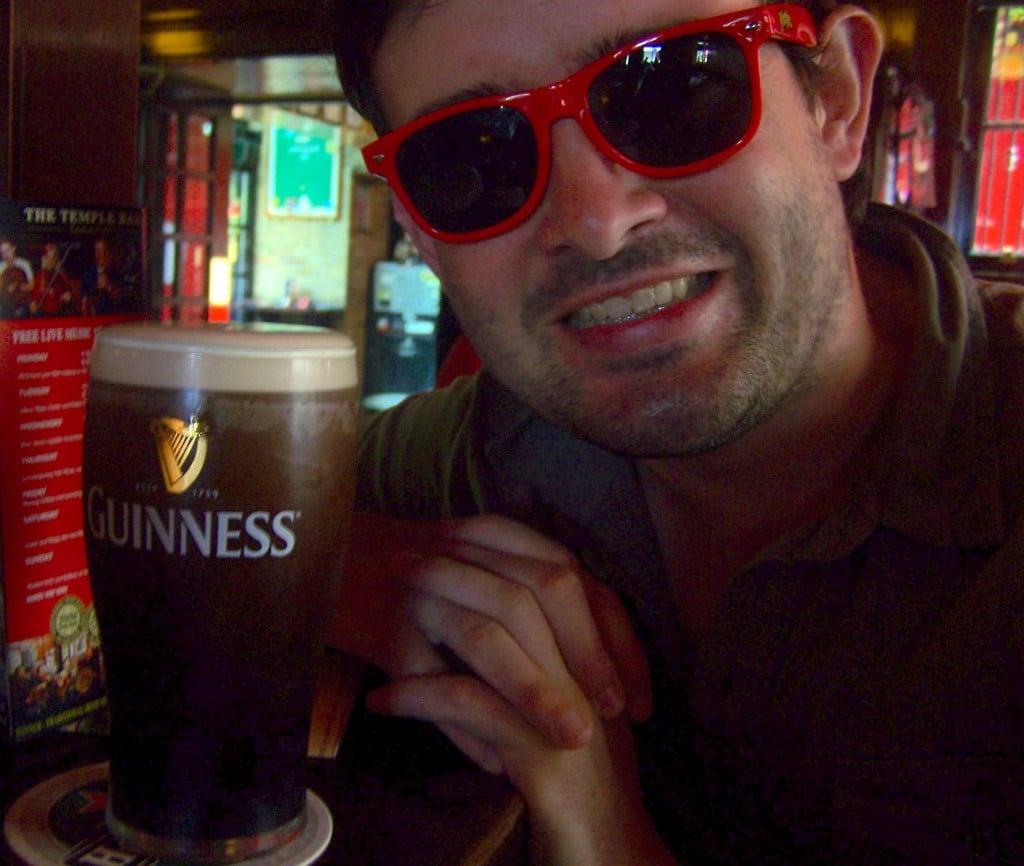 boire une Guinness à Dublin