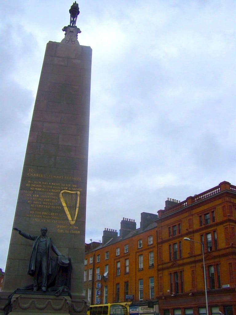 Visiter Dublin : O'connell street