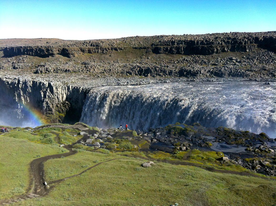 Cascade Islande Myvatn dettifoss