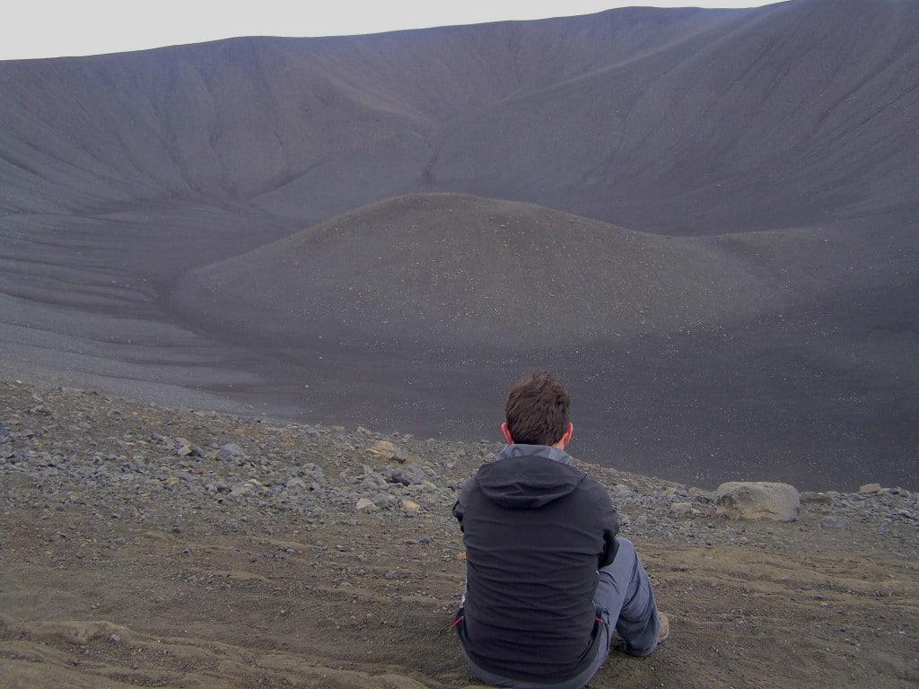 Visiter lac Myvatn volcan