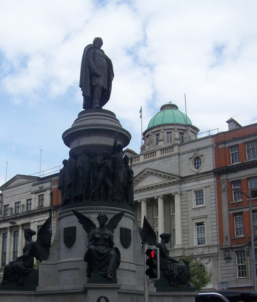 Dublin : Daniel O'connell  O'connell street