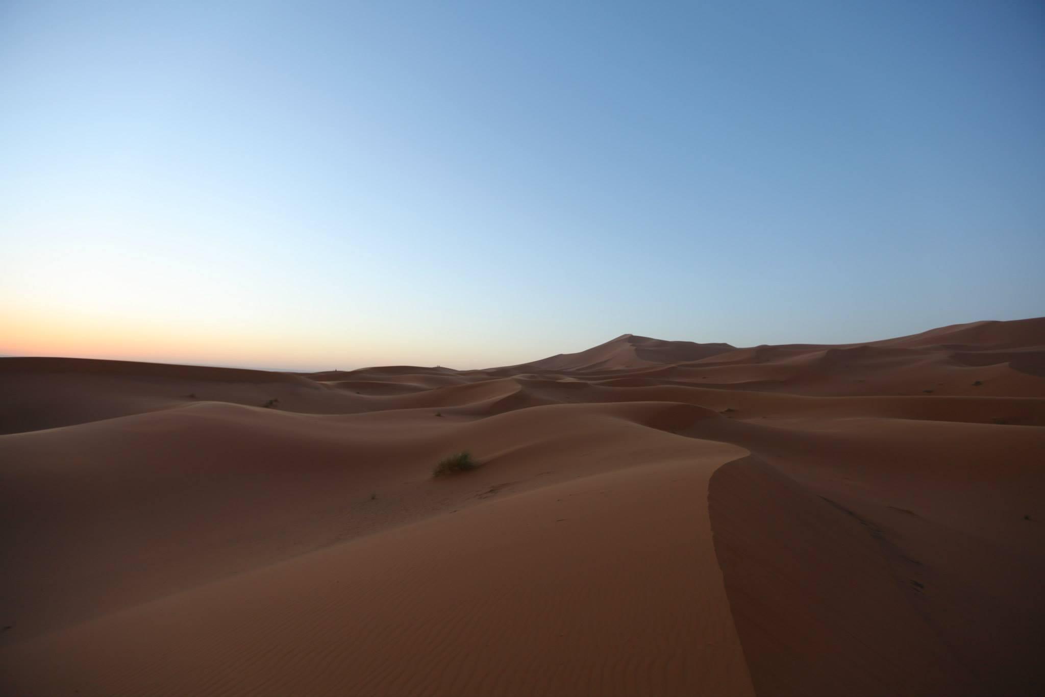 Maroc road trip désert