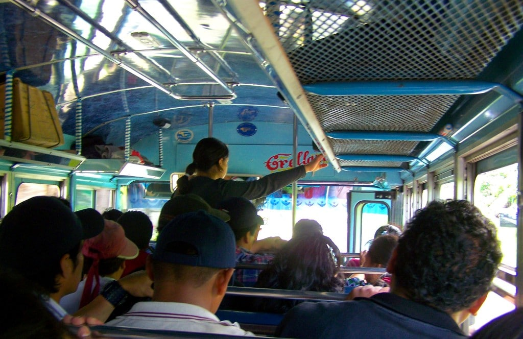 bus local guatemala