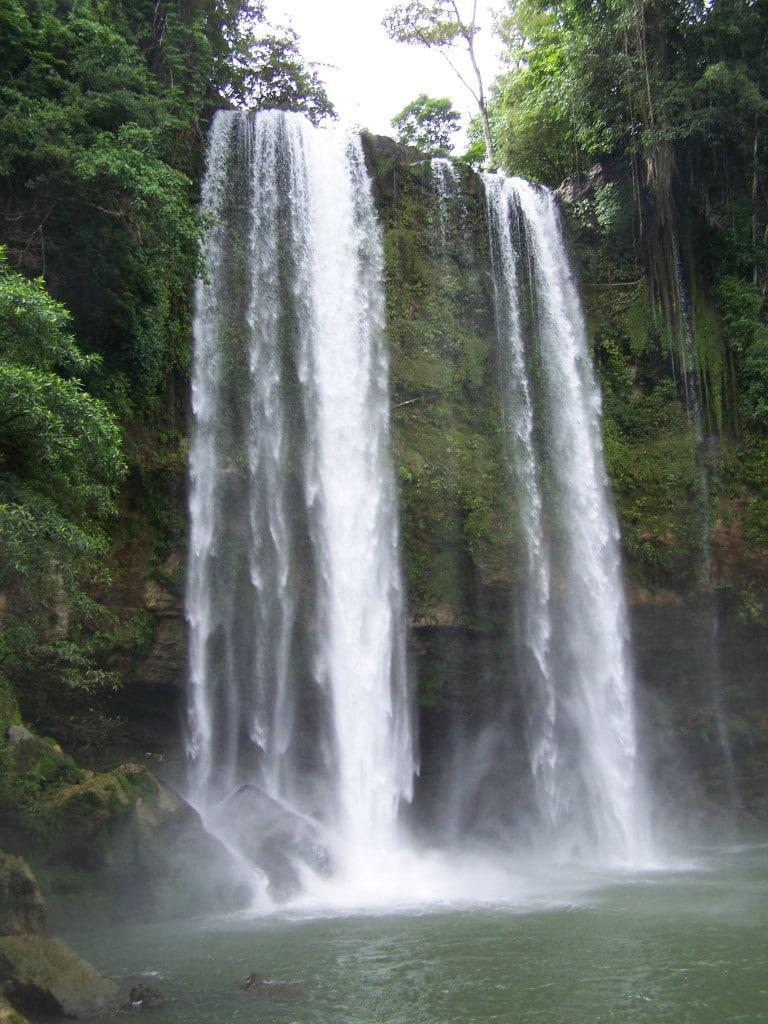cascade Misol Ha mexique