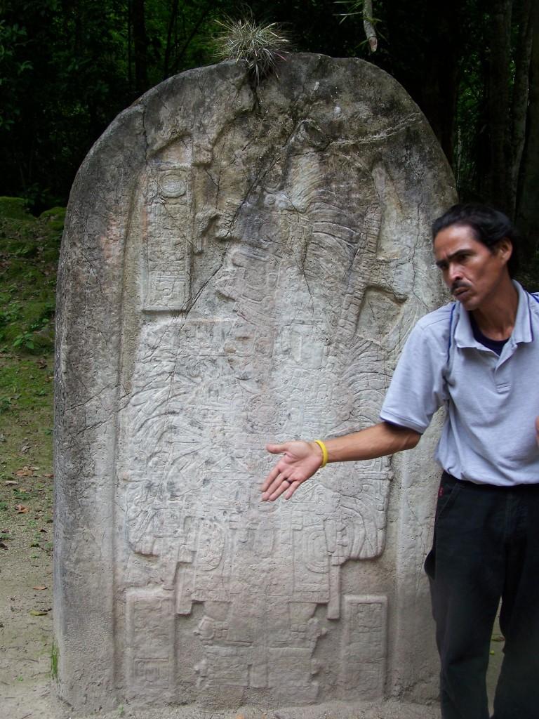 guide visite Tikal guatemala