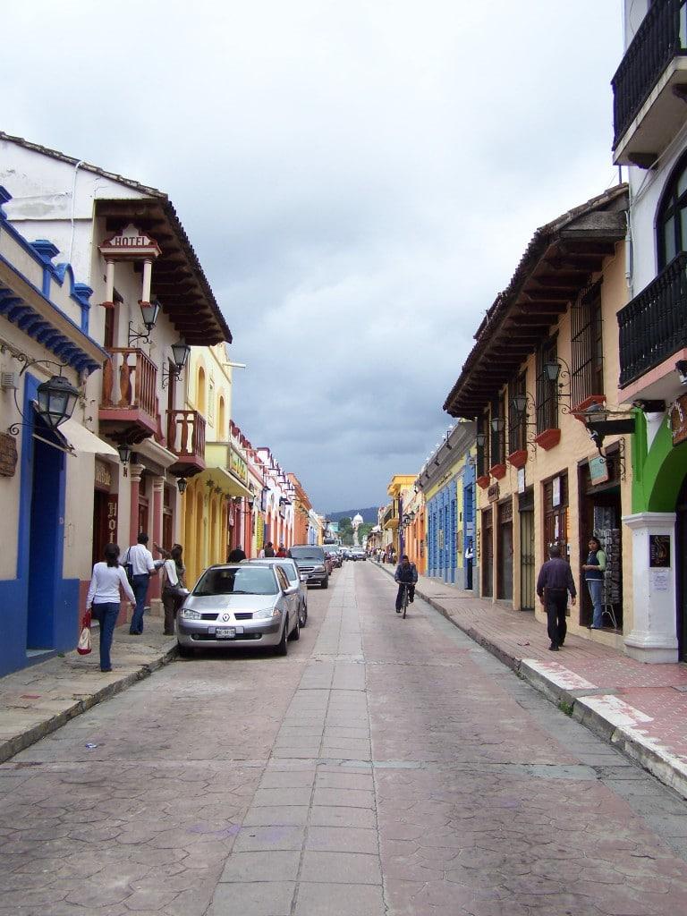 San Cristobal de Las Casas mexique