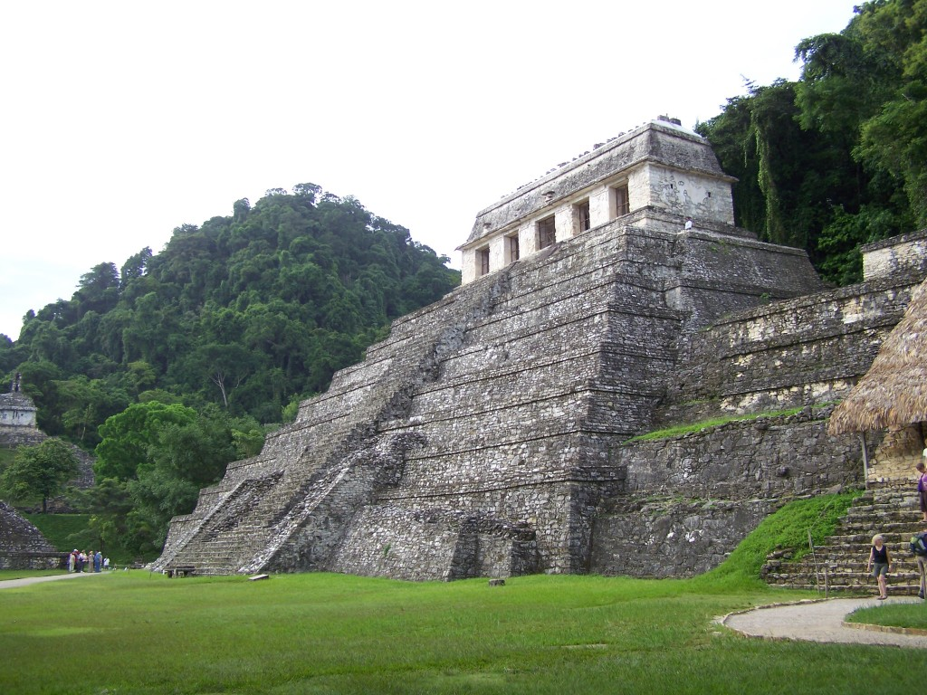 Palenque mexique