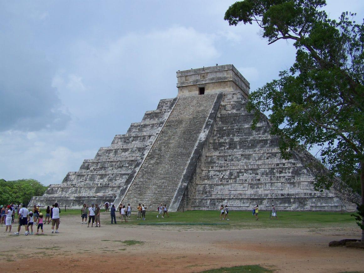 Chichen Itza voyager mexique