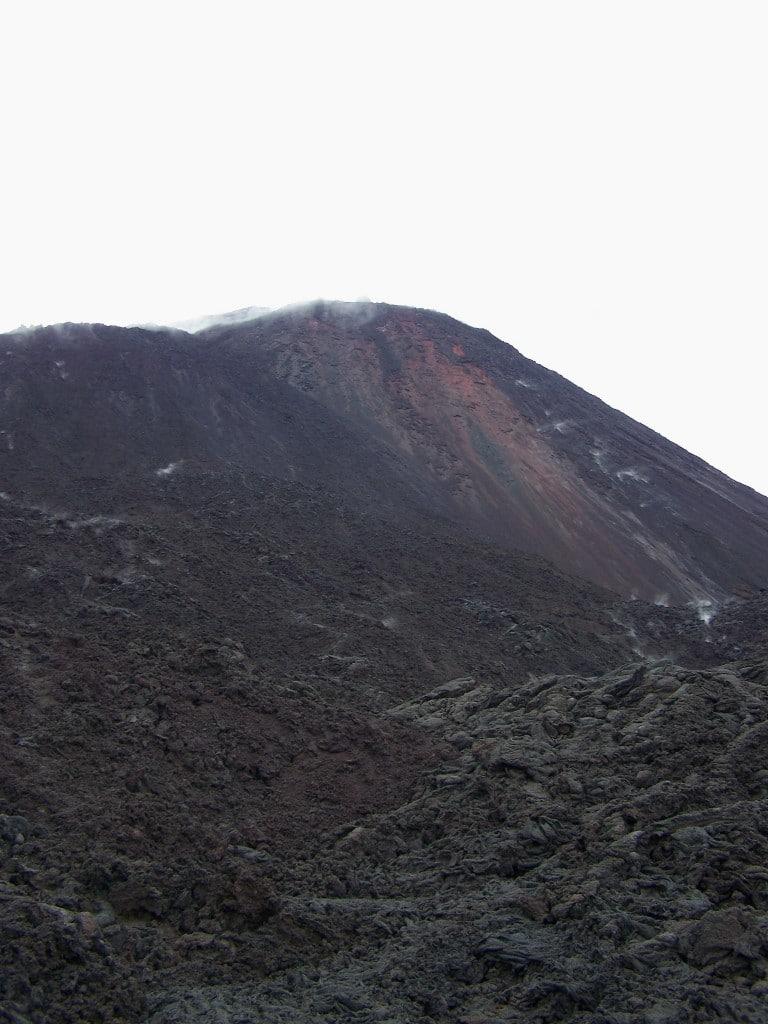 volcan actif guatemala