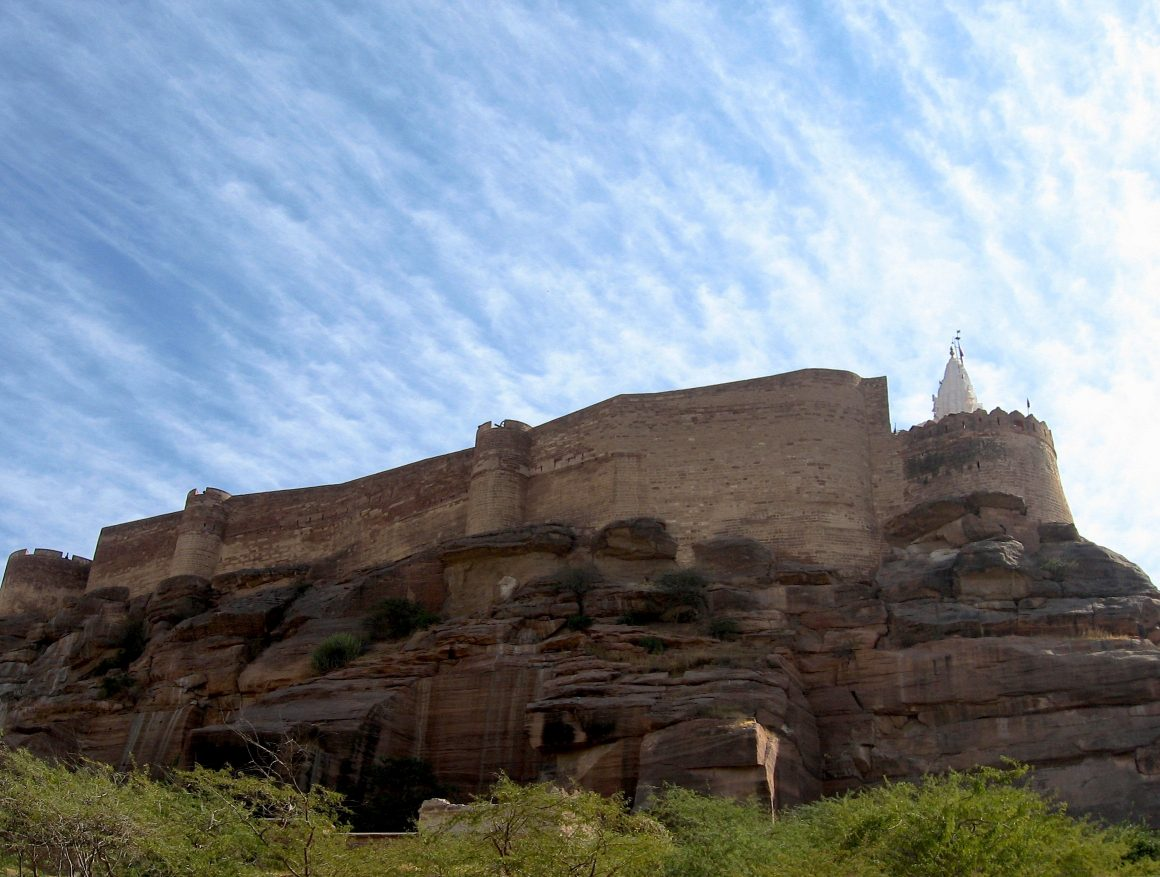 Meherangarh Jodhpur visiter le Rajasthan