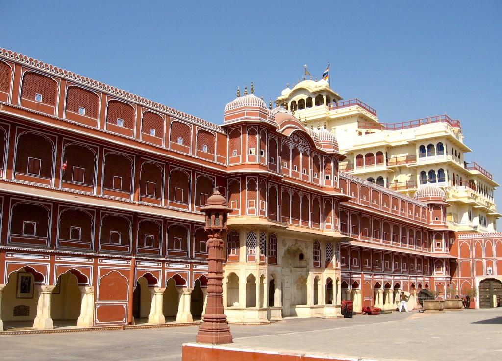 ville rose Jaipur Rajasthan