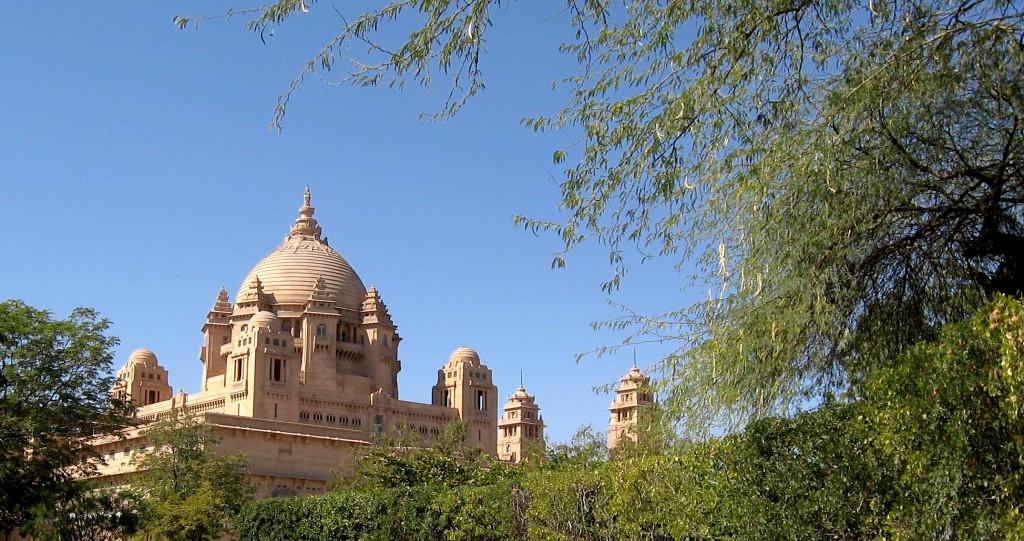 Umaid Bhawan Palace Jodhpur Rajasthan