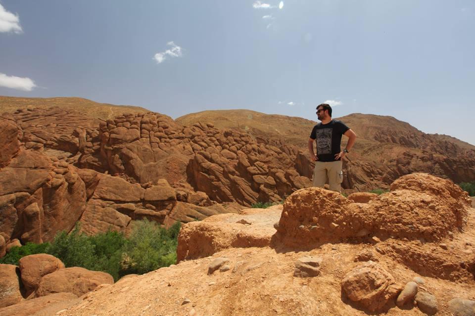 road trip au Maroc une semaine