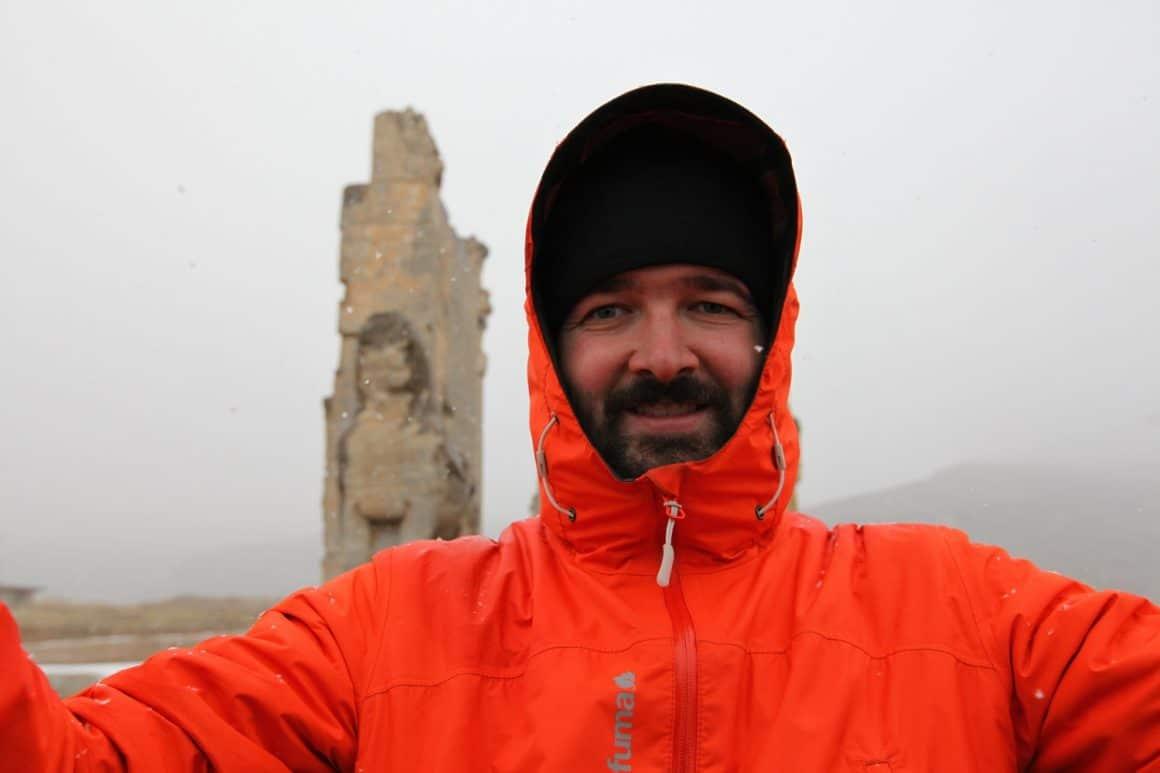 Persépolis visiter Chiraz
