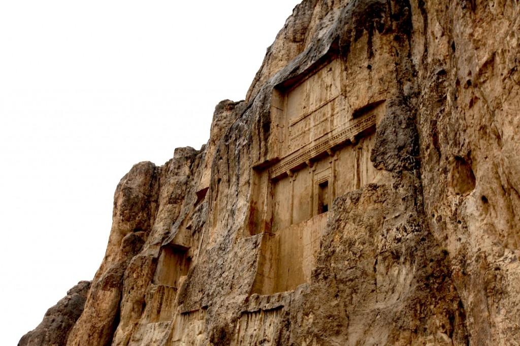 Près de PersepolisNaqsh-E Rostam