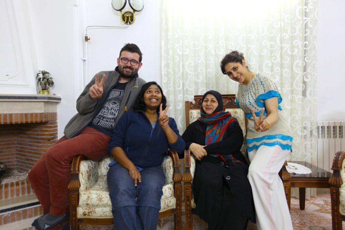 visiter nord iran amol