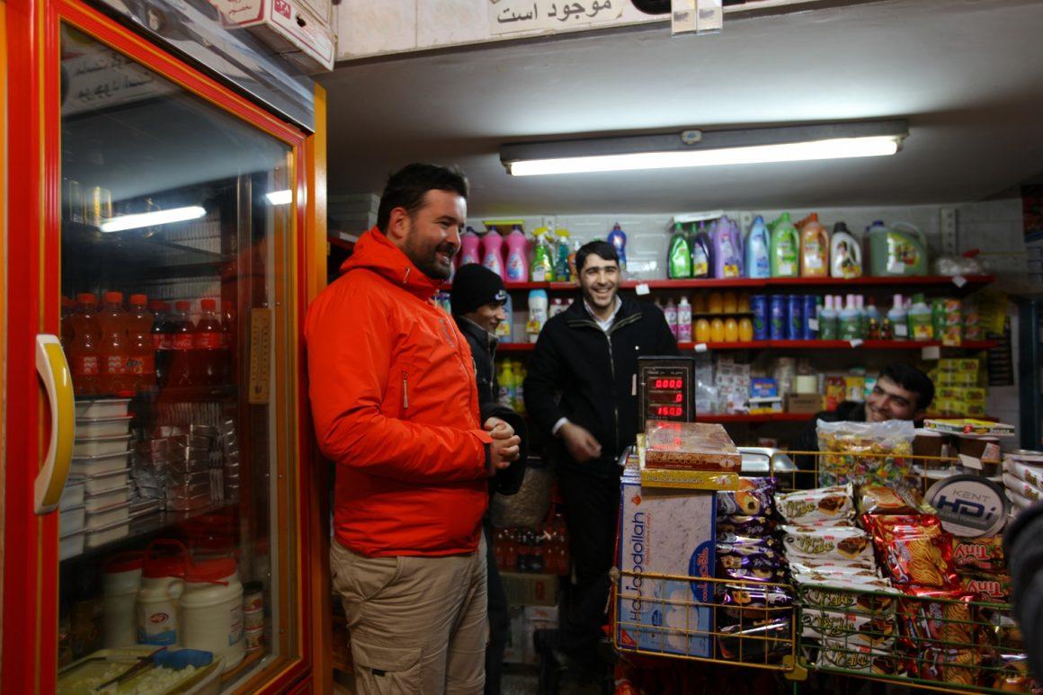 visiter Tabriz