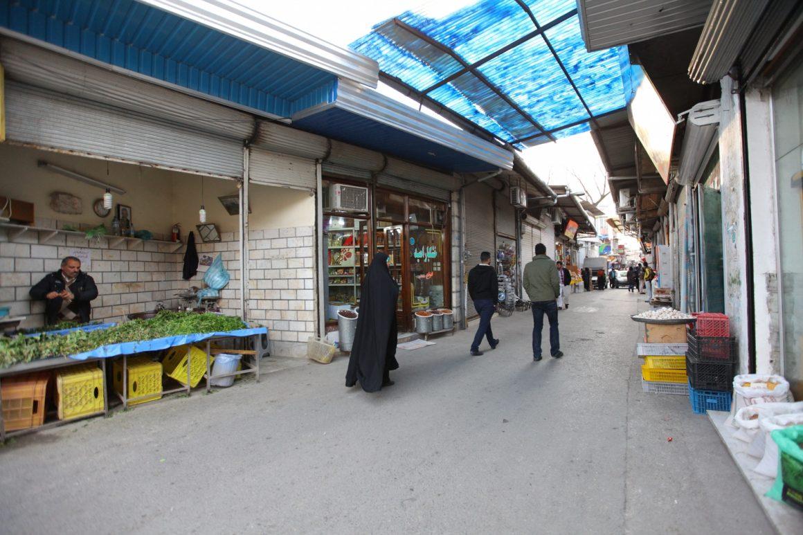 visiter le nord de l'Iran Amol babol et sari