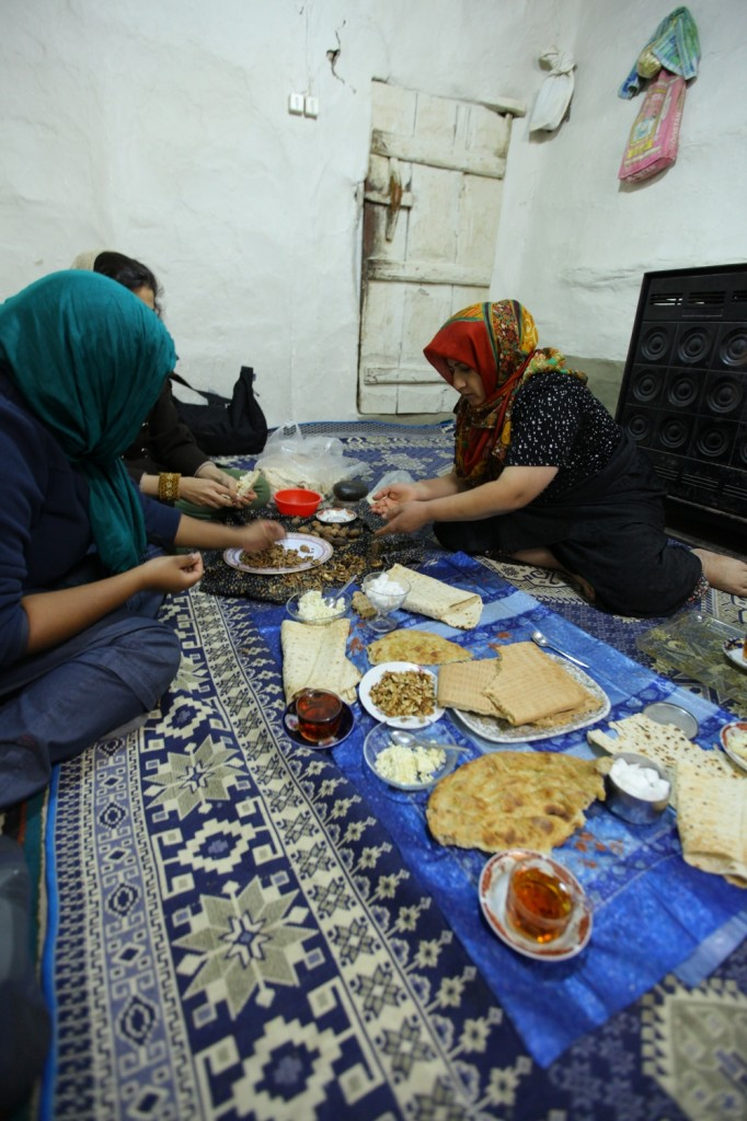 visiter nord Iran Amol accueil chaleureux