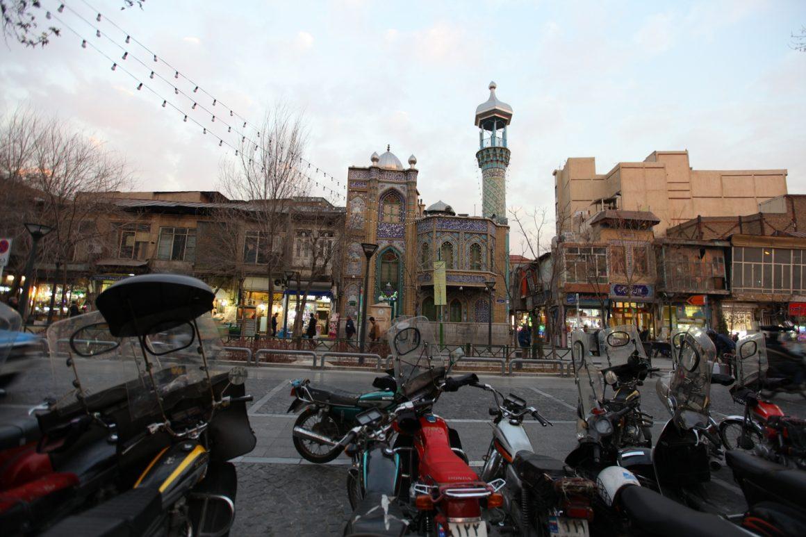 voyager en Iran Téhéran
