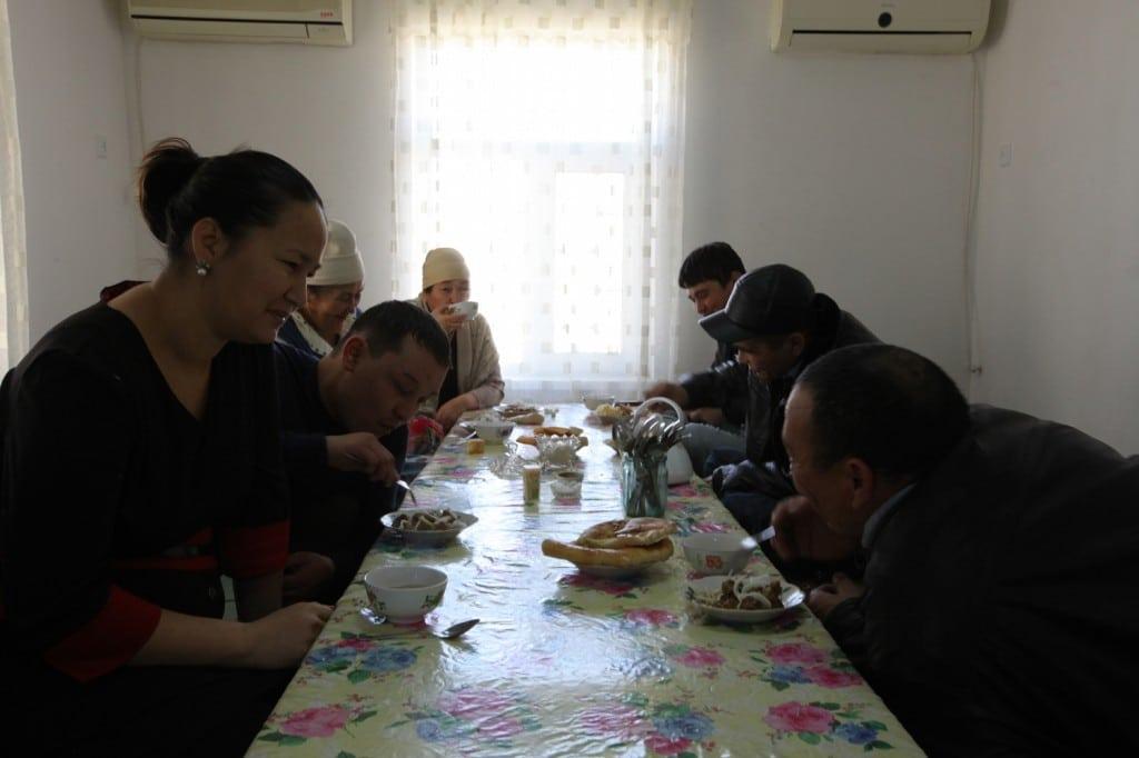frontière entre Turkmenistan et Kazakhstan