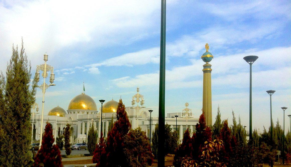 visiter Turkménistan Achgabat
