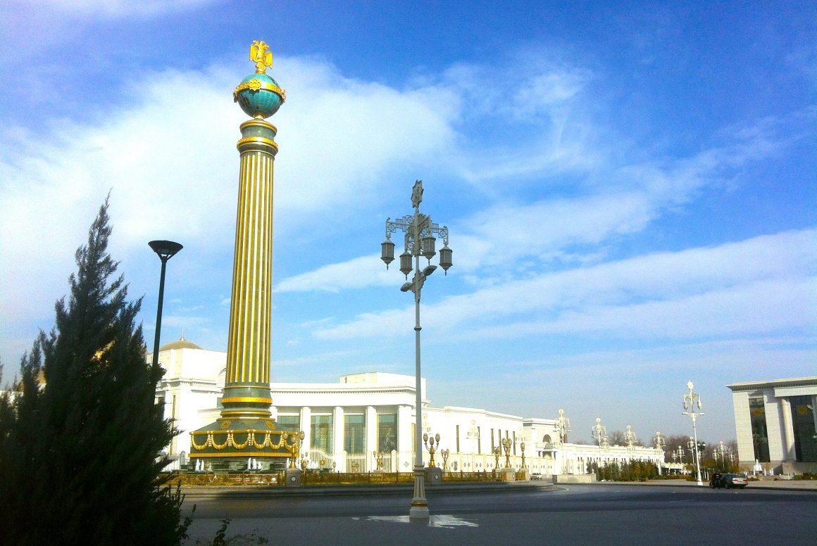 Visiter le Turkménistan Achgabat