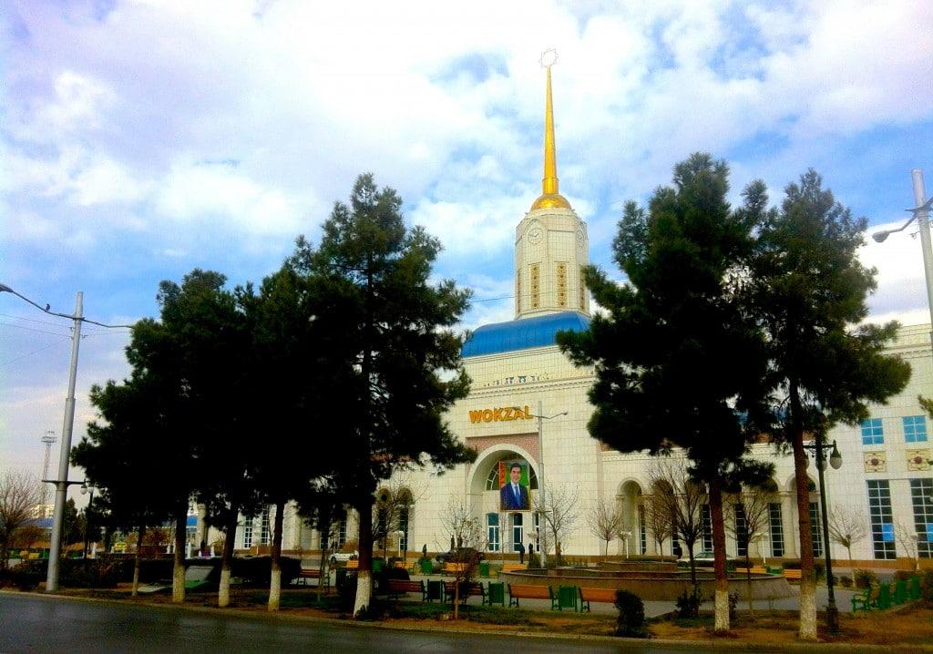 Le Turkmenistan est une véritable dictature, récit de voyage, photo 3