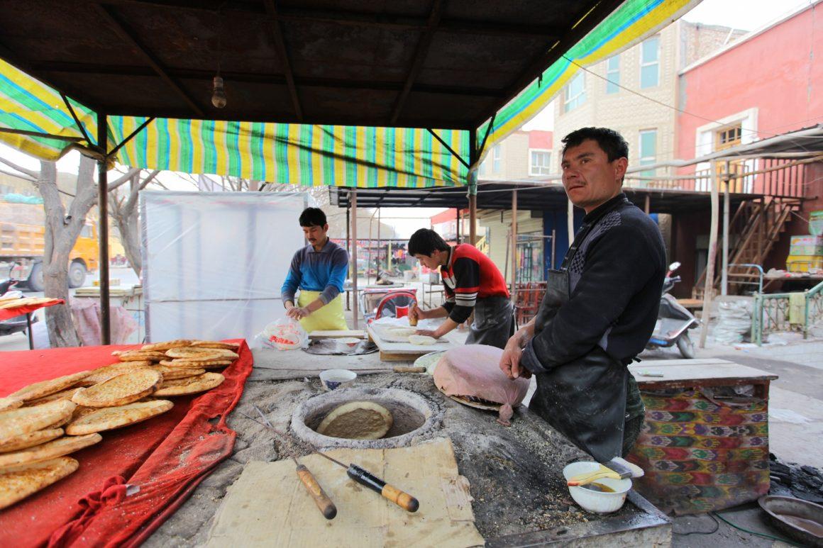 visiter Xinjiang Kashgar pain
