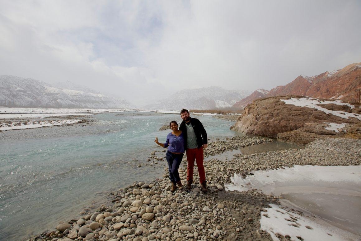 lac Karakul Xinjiang Kachgar