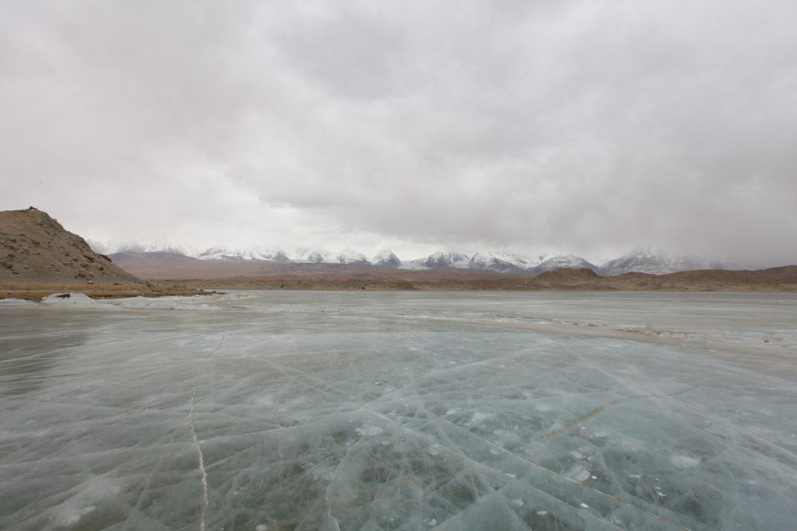 visiter Lac Karakul hiver Kashgar Xinjiang