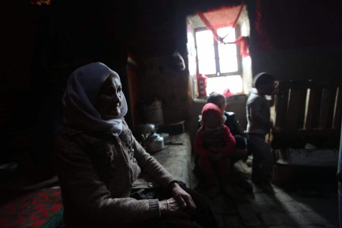 lac Karakul Xinjiang nomades