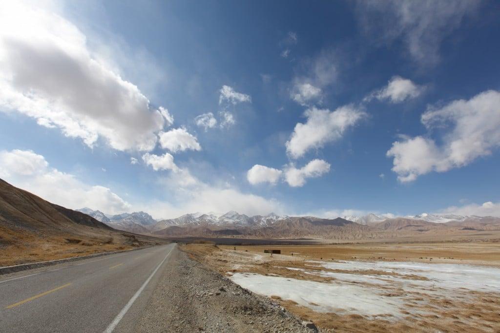 Asie centrale montagnes
