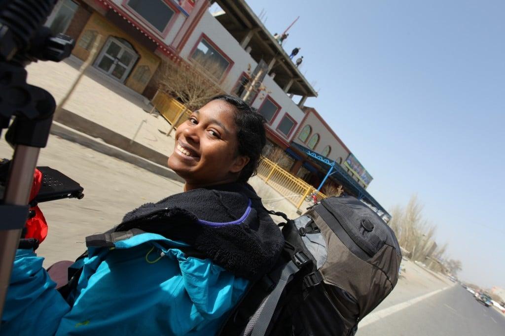 Faire de l'auto-stop en Chine