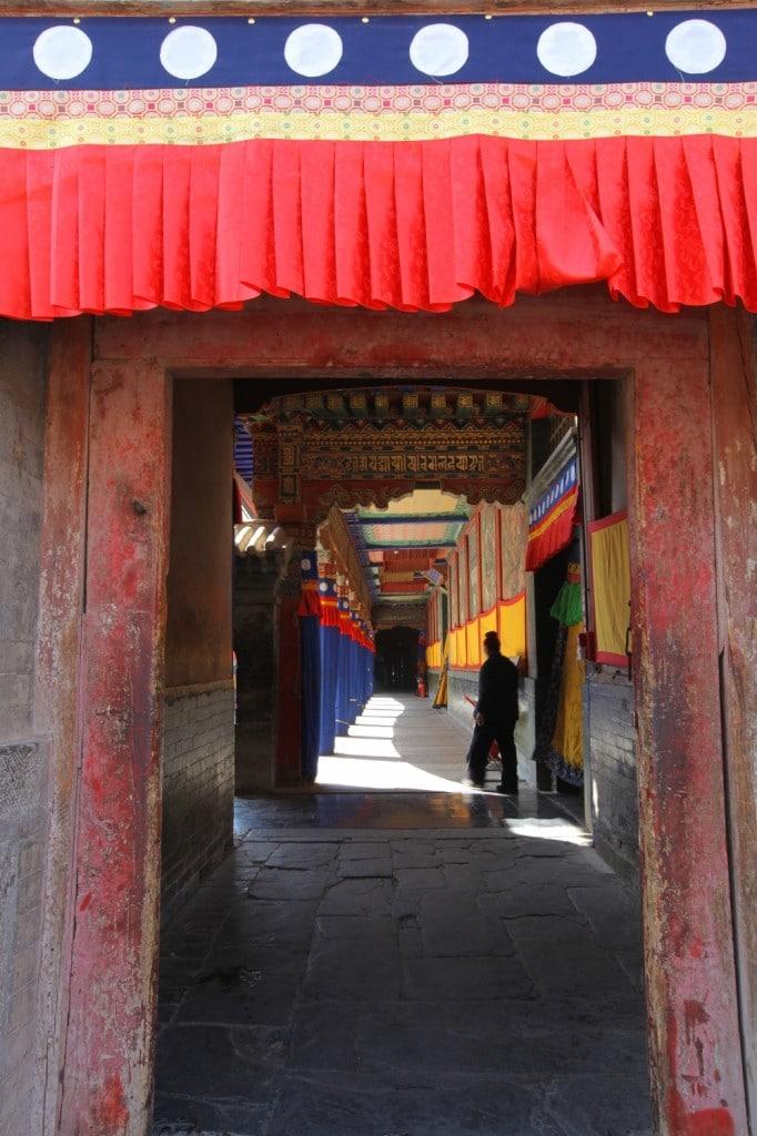 monastère Kumbum Xining visiter le Qinghai