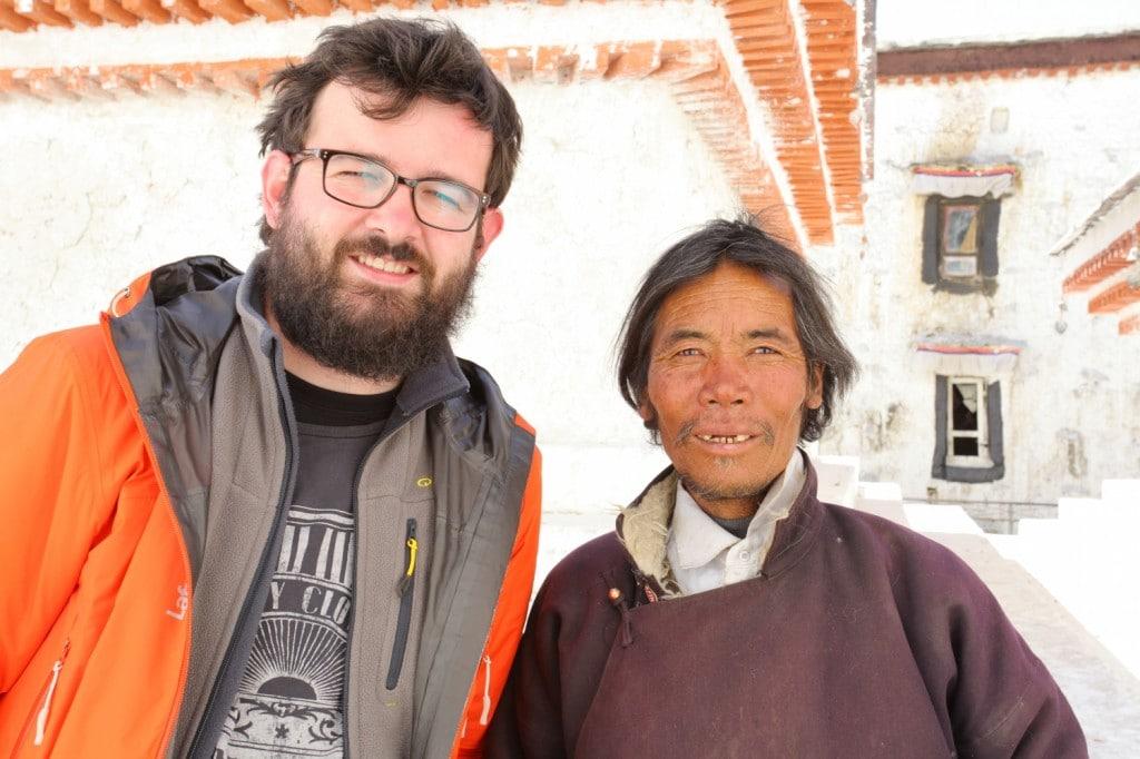 tibétain Lhassa